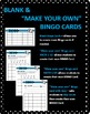 Multiplication Facts Bingo - 12s Flashcards, 30 pre-made B