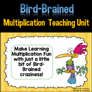 Multiplication: Bird Brained Multiplication