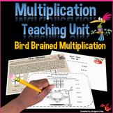 Multiplication: Bird Brained Multiplication