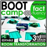 Multiplication Facts Fluency - Boot Camp Classroom Transformation