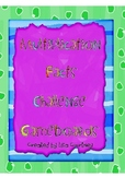 Multiplication Facts Challenge Gameboard - Facts 1-6