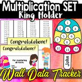 Multiplication Facts Data Bulletin Rings Flash Cards Homework Take home