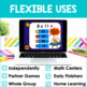Multiplication Facts Fluency 11's PowerPoint Game