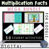 Multiplication Facts Fluency Bundle