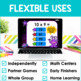 Multiplication Facts Fluency PowerPoint Games {Bundle}