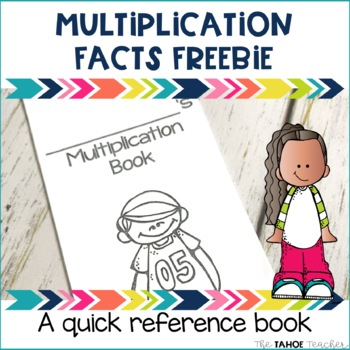 Multiplication Facts Freebie