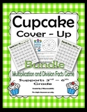 Multiplication Facts Game Division Facts Game Cupcake Cove