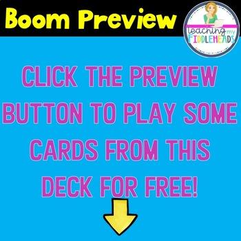 Multiplication Facts Halloween Digital Boom Task Cards