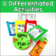 Multiplication Facts Kit {3's}