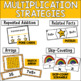 Multiplication Facts Kit {7's}