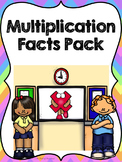Multiplication Logs--Multiplication Certificates--Multiplication Posters