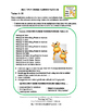 Multiplication Tables 6-10   Puzzles   MATH   NO Early Finishers   Gr 3