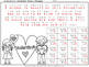 Multiplication Facts Math Mystery Messages - Valentines Edition
