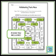Multiplication Facts Maze 1's