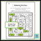 Multiplication Facts Maze 5's
