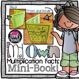 Multiplication Facts Mini Book
