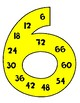 Multiplication Facts, Multiples 1-12