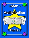 Multiplication Facts ~ Multiplication Chart ~ Multiplication Memorization
