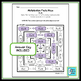 Multiplication Facts Review Maze 3s & 4s
