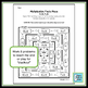 Multiplication Facts Review Worksheet 5s, 6s, 7s & 8s