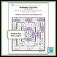 Multiplication Facts Review Worksheet 9s, 10s, 11s & 12s