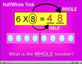 Multiplication Facts Video Set- Factivation!® Lesson 6