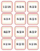 Multiplication Facts WAR Game