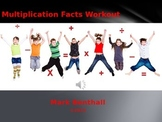 Math Facts Workout: Multiplication
