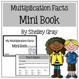 Multiplication Facts and Strategies Mini-Book