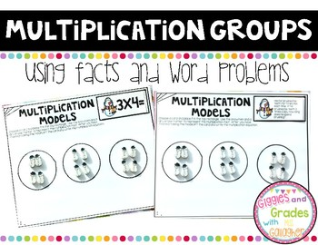 Multiplication Facts and Word Problems