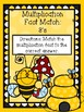 Multiplication File Folder Game - 3's