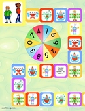 Multiplication File Folder Game for 3s, 4s, 6s, 8s, and 9s Tables