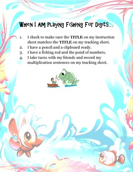 Multiplication: Fishing For Digits