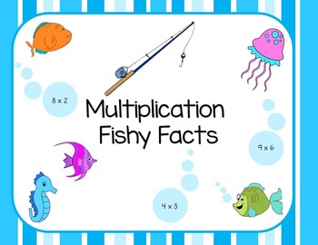 Multiplication Fishy Facts