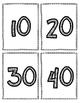 Multiplication Flash Cards - 10