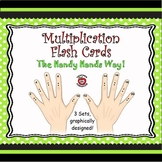 Times Tables Flash Cards - Multi Modality