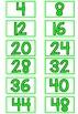 Multiplication Flash Cards