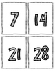 Multiplication Flash Cards - 7