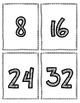 Multiplication Flash Cards - 8