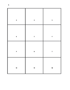 Classical Conversations Multiplication Flash Cards 1s-15s, Squares, Cubes