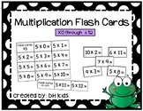 Multiplication Flash Cards - Math Flash Cards