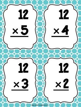 Multiplication Flashcards!