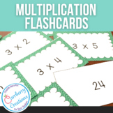 Multiplication Flashcards 1 to 12 tables