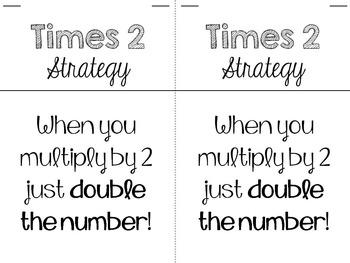 I Can Multiply! Flip Books
