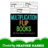 Multiplication Flip Books