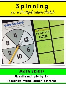 Multiplication Facts - 2 Times Table