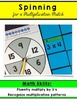 Multiplication Facts 3 Times Table