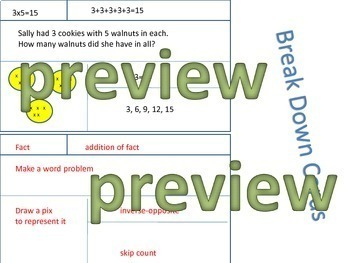 Multiplication Fluency Complete Unit