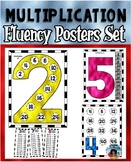 Multiplication Multiples Posters {Colored Version}