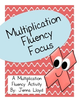 Multiplication Fluency Focus x2 (3.OA.7)
